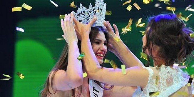 صور ملكات جمال تركيا من 2001 إلى 2017