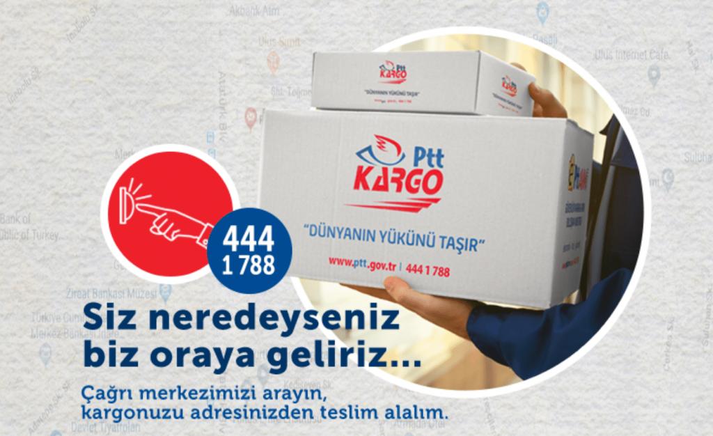 شركة الشحن التركية ptt