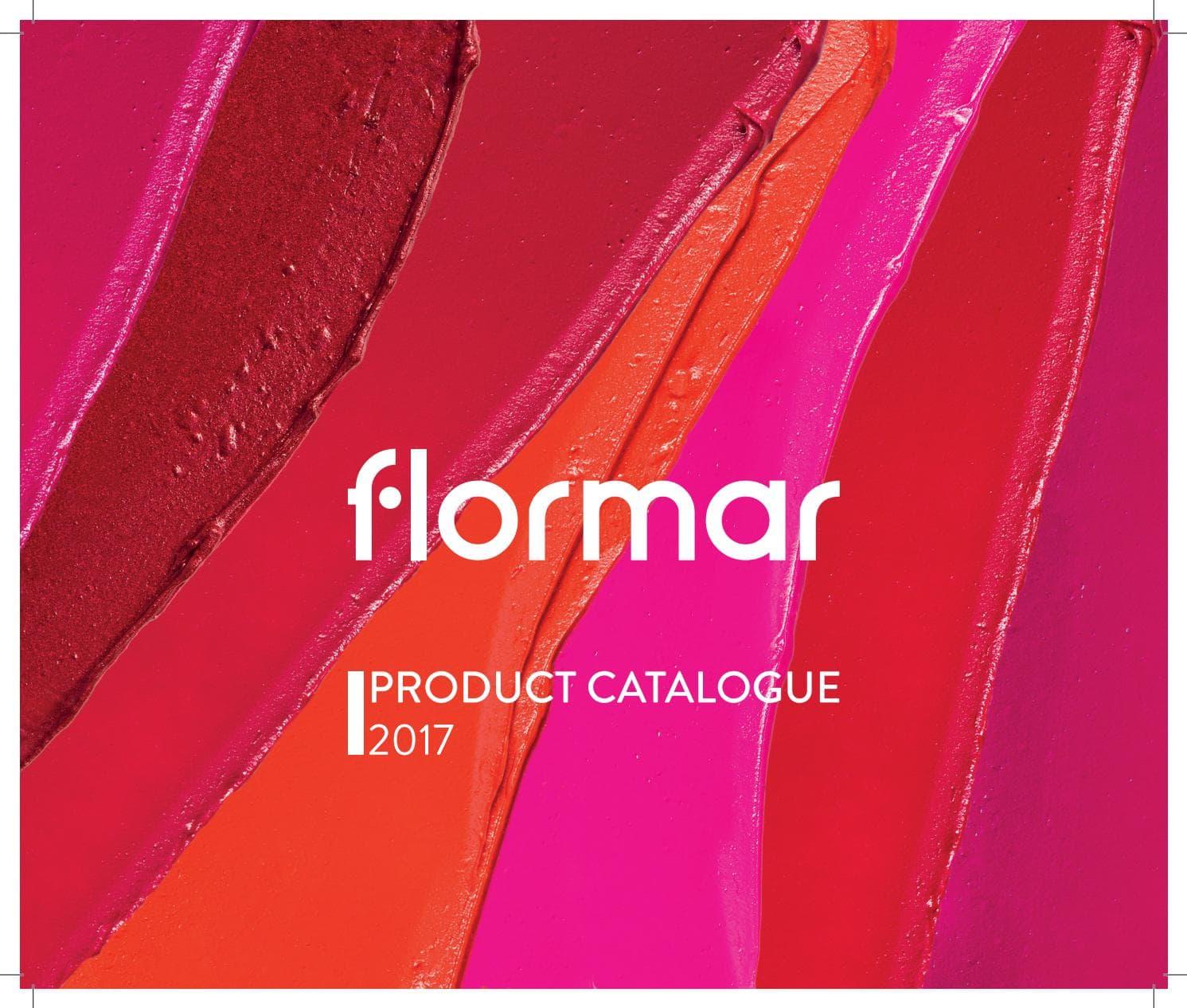 كاتالوج ماركة فلورمار ٢٠١٧ FLORMAR